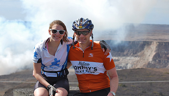 Hawaii's Big Island Family Breakaway Bike Tour